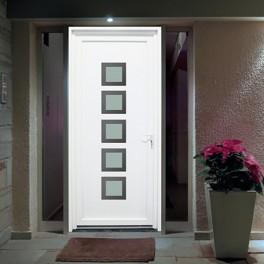Porte d'entrée pvc BARI