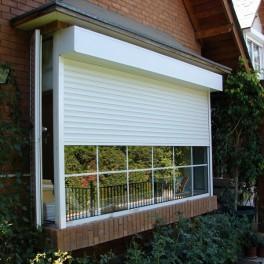 Volet Roulant Rénovation lames PVC